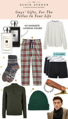Mens Gift Guide 2020 by Monica Beatrice Welburn of The Elgin Avenue Blog Christmas Gift Guide, Christmas Gifts, Bed Socks, Beauty Treats, Jo Malone, The White Company, Cotton Pyjamas, Stocking Fillers, Queen Of Hearts