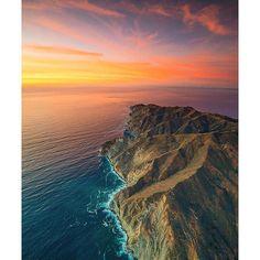 "Luoghi Dal Mondo su Twitter: ""Catalina Island, #California…"