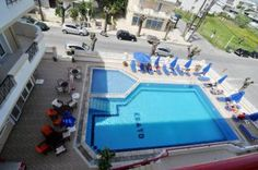 Inviting for a refreshing splash. Studio Apartments, 29 Rooms, Hotels, Studios, Cool Pools, Sales And Marketing, Kos, Around The Worlds, City