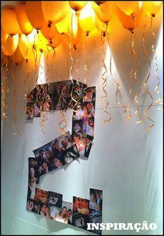 Anniversary Surprise, Boyfriend Anniversary Gifts, Gifts For My Boyfriend, Birthday Pins, Birthday Photos, First Birthday Decorations, Birthday Party Decorations, Romantic Room Decoration, Ideas Aniversario