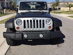 eBay: 2012 Jeep Wrangler Sport Jeep Wrangler 4x4 Sport with Rockstar Wheels! #jeep #jeeplife usdeals.rssdata.net