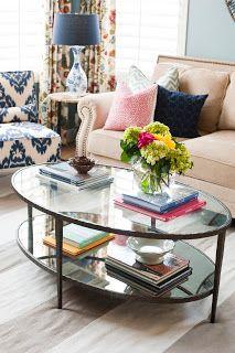 Perfect Home: Chevron Curtains and more    Cortinas Zigzag e mais