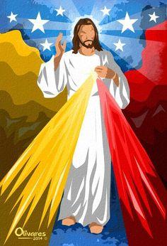 Amado Jesus renueva el amor, la paz y la fraternidad en el corazón de todos los venezolanos. #Venezuela #PrayForVenezuela