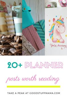 Awesome planner posts for you to read that include planner tips, planner stickers, planner freebies, planner printables and planner ideas! How To Use Planner, Planner Tips, Planner Supplies, Planner Layout, Planner Pages, Happy Planner, Printable Planner, Planner Stickers, Printables