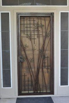11 best security screen doors images security screen doors rh pinterest com