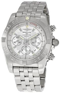 Breitling Stainless Steel Chronograph