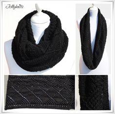 EBONY Strickanleitung Loop / Cowl knitting pattern
