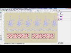Como fazer Matriz em Richelieu com o programa EMBIRD 2015 - YouTube