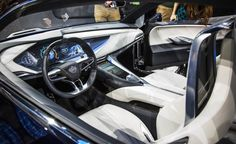 Buick Avista Concept: A Bold Stroke from a Once-Stodgy Brand - Photo Gallery of Auto Shows from Car and Driver - Car Images - Car and Driver
