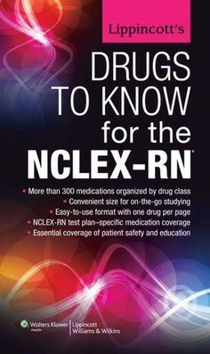 A pocket-sized manual for preparing nursing students for the medications questions asked on the NCLEX-RN Exam. Nursing students are more concerned about medications than about any other subject on NCL Online Nursing Schools, Nursing School Tips, Nursing Tips, Nursing Notes, Nursing Major, College Nursing, Ob Nursing, Funny Nursing, Lpn Schools