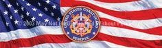 Window Graphic - 20x65 US Coast Guard Reserve