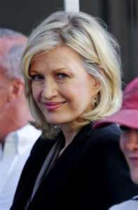 ABC World News anchor Diane Sawyer