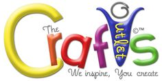 The Crafts Outlet, Inc. My misc craft beads, rhinestones, flower bulbs etc.
