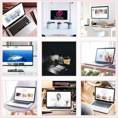 Deine Website muss so individuell sein wie dein Unternehmen und du...sonst noch Fragen? Web Design, Designer, Gallery Wall, Home Decor, Business, Design Web, Interior Design, Home Interior Design, Website Designs