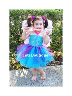 Infant Abby Cadabby Tutu Dress Inspired by TotsBoutique on Etsy, $35.00