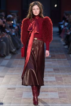 Sonia Rykiel Fall 2016 Ready-to-Wear Fashion Show