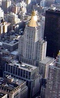 New York Life Building - at 51 Madison Avenue. NEW YORK CITY.