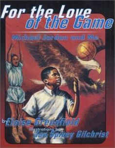 Cover image for For the love of the game : Michael Jordan and me