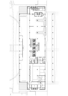 Galería de Aeropuerto de La Araucanía / Iglesis Arquitectos - 20 Floor Plans, Airports, Regional, Bedroom, Architects, Floor Layout, Bedrooms, Floor Plan Drawing, Dorm Room