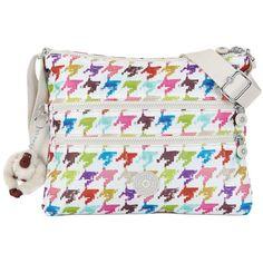 Kipling Handbags Alvar Crossbody Bag (1,980 DOP) ❤ liked on Polyvore featuring bags, handbags, shoulder bags, citrus smash, crossbody purse, crossbody shoulder bags, kipling, crossbody handbags and kipling crossbody