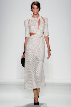 Zimmermann Spring 2014 Ready-to-Wear Collection Slideshow on Style.com Fascinating Fashion Fridays