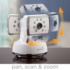 Summer Infant Additional Camera for Dual View Digital Color Video Baby Monitor  http://www.babystoreshop.com/summer-infant-additional-camera-for-dual-view-digital-color-video-baby-monitor/