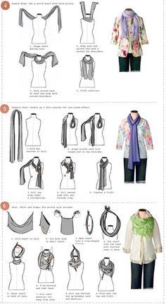 Tie a scarf2