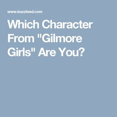 I got Lorelai.  Would've taken it again and again until that happened if I'm…