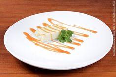 Salero Carnes (almoço)    Pudim Romeu e Julieta  Pudim de queijo branco com calda de goiabada