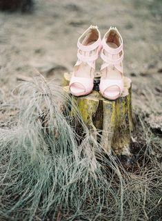 love these pink heels from SusieSawaya.com.au // photo by LeahKua.com