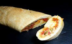 Kochglück: Gefülltes Brot (4P)