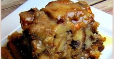 The Best Slow Cooker Bread Pudding