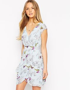 Traffic People Birds of a Feather Whisper Dress