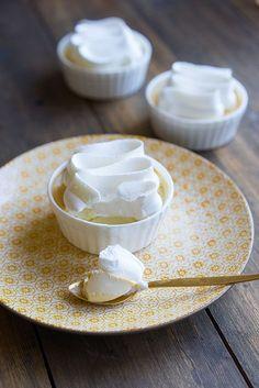 Как приготовить запеченный крем Pots de creme, пошаговый рецепт с фото, фуд-блог и интернет-магазин с доставкой по России, andychef.ru