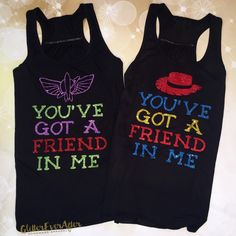 Matching disney shirts for best friends october 2017 matching disney Matching Disney Shirts, Disney Tees, Disney Shirts For Family, Disney Fun, Disney Style, Disney Family, Disney Crafts, Bff Shirts, Vacation Shirts