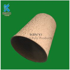 Customized high-grade molded fiber pulp paper biodegradablepots
