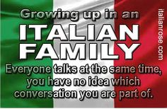 Growing up in an Italian family Cute Quotes, Great Quotes, Funny Quotes, Fun Sayings, Funny Memes, Italian Family Quotes, Italian Sayings, Italian Girl Problems, Gangster Quotes