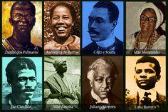 personalidades negras do brasil - Pesquisa Google