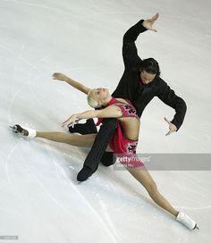 Oksana Domnina and Maxim Shabalin