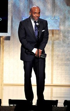 L.A. Reid Thanks His Support System