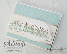Hello friends! Welcome back to another Artisan Design Team blog hop! You're either coming from the extraordinarily talented Rochelle Blok...