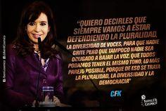 #LeydeMedios //   #CFK #Cristina #LAPresidenta #LaJefa #Militancia #Argentina #PatriaGrande #Latinoamérica #AméricaLatina #AméricaLatinayelCaribe #Iberoamérica #Sudamerica #LaPatriaEsElOtro #UnidosyOrganizados #MovimientoNacionalyPopular