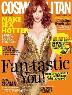 Christina Hendricks (2013.09.) #ChristinaHendricks