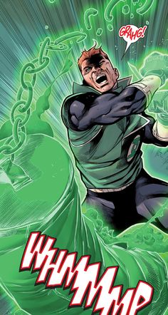 "Guy Gardner in Hal Jordan & the Green lantern Corps #2 ""Recon"" (2016) - Rafa Sandoval, Inks: Jordi Tarragona, Colors: Tomeu Morey"