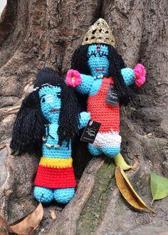 ¡Llegaron los nuevos muñecos! Shiva, Ganesh y Buda en lindos muñecos de estambre. ¡Modelos únicos! Disponibles en Chiapas #54, col. Roma y Cibeles 9 (Plaza Villa de Madrid 9, col. Roma) CDMX. .