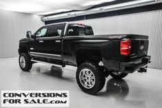 Used 2015 Chevy Silverado 2500HD High Country Lifted Truck