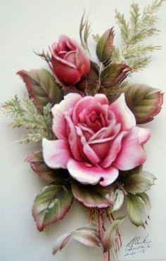 lovely rose: