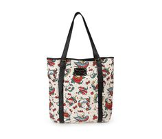Hello Kitty Tote: Tattoo Print Collection