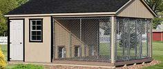 Cool kennel design
