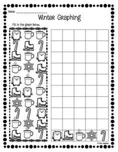 Winter and Christmas Math Activities NO PREP Christmas Math, Christmas Themes, Elementary Teacher, Elementary Schools, Class Activities, Teaching Kindergarten, Winter Theme, Math Centers, Teacher Resources